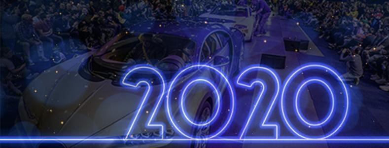 NIEUWE EVENTS & DE KALENDER VOOR 2020