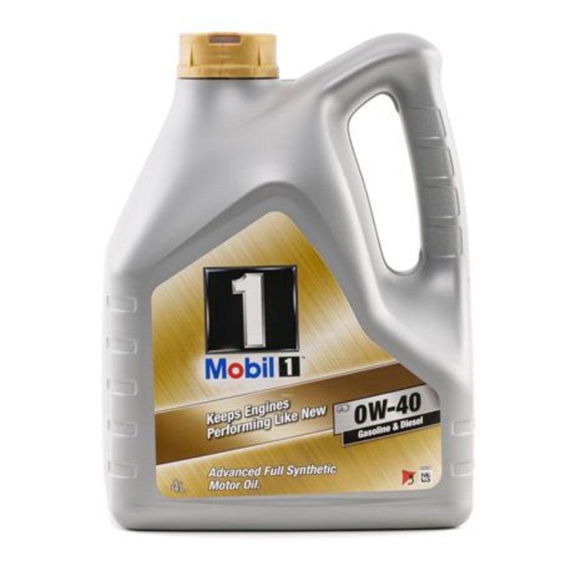 Top 3 auto-oliën