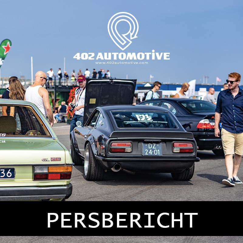 [Persbericht] 402 Automotive voorbereid op 'DE 1,5-METER-ECONOMIE'